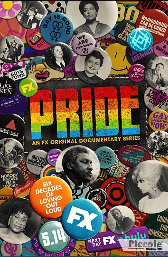 Pride: la prima docuserie sulla storia dei diritti LGBT+