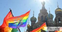Russia: protesta contro la legge che vieta i matrimoni gay