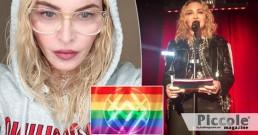 Il discorso LGBT+ di Madonna al suo concerto in Russia e la multa salata!