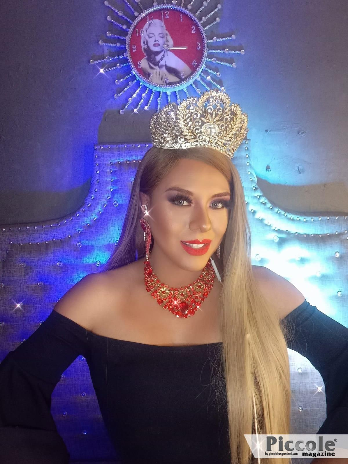 Intervista a Samantha Braxton, Miss Earth Aria 2021