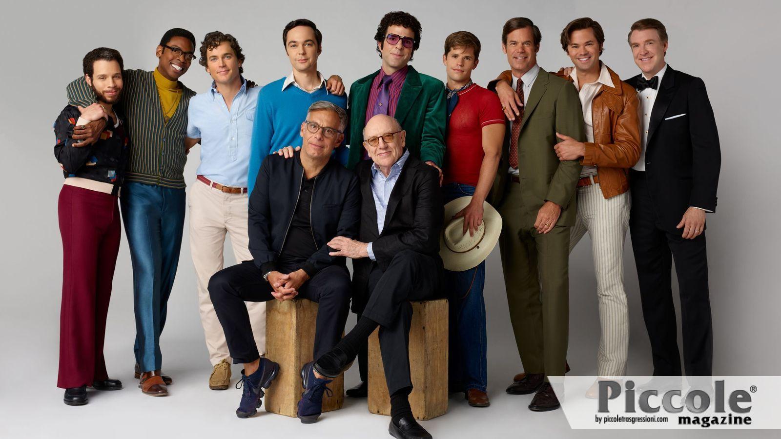The Boys in the Band diventa un film LGBT+ di Netflix