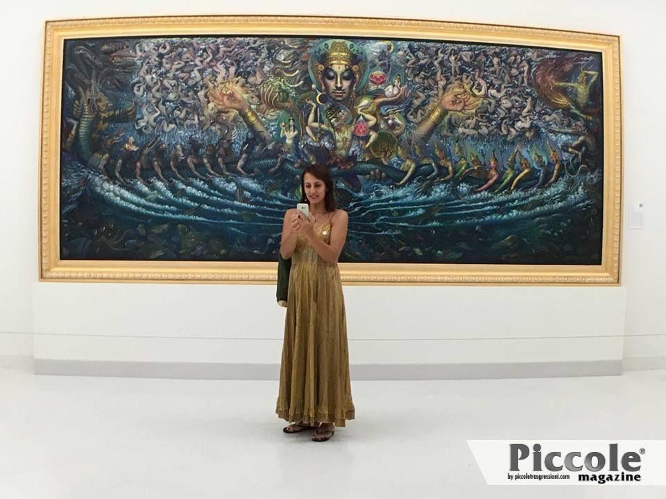 Intervista a Tina Recio, Direttrice del programma 'I-Vaginarium'