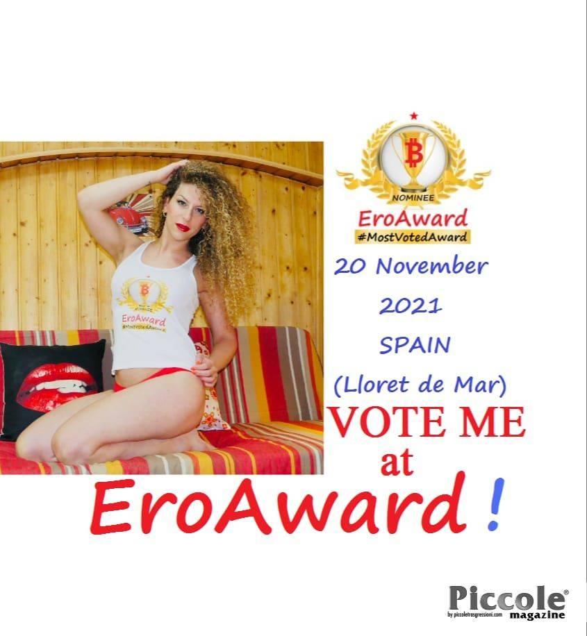 Intervista a DIOSA DIAMANTE, candidata agli EroAward