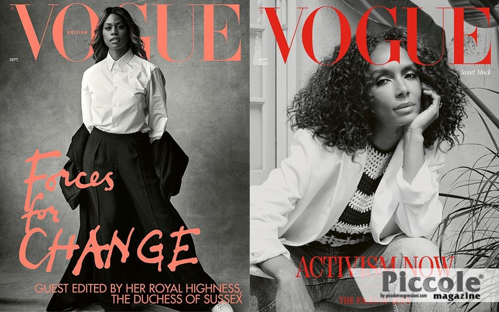 Vogue sempre più LGBT+!