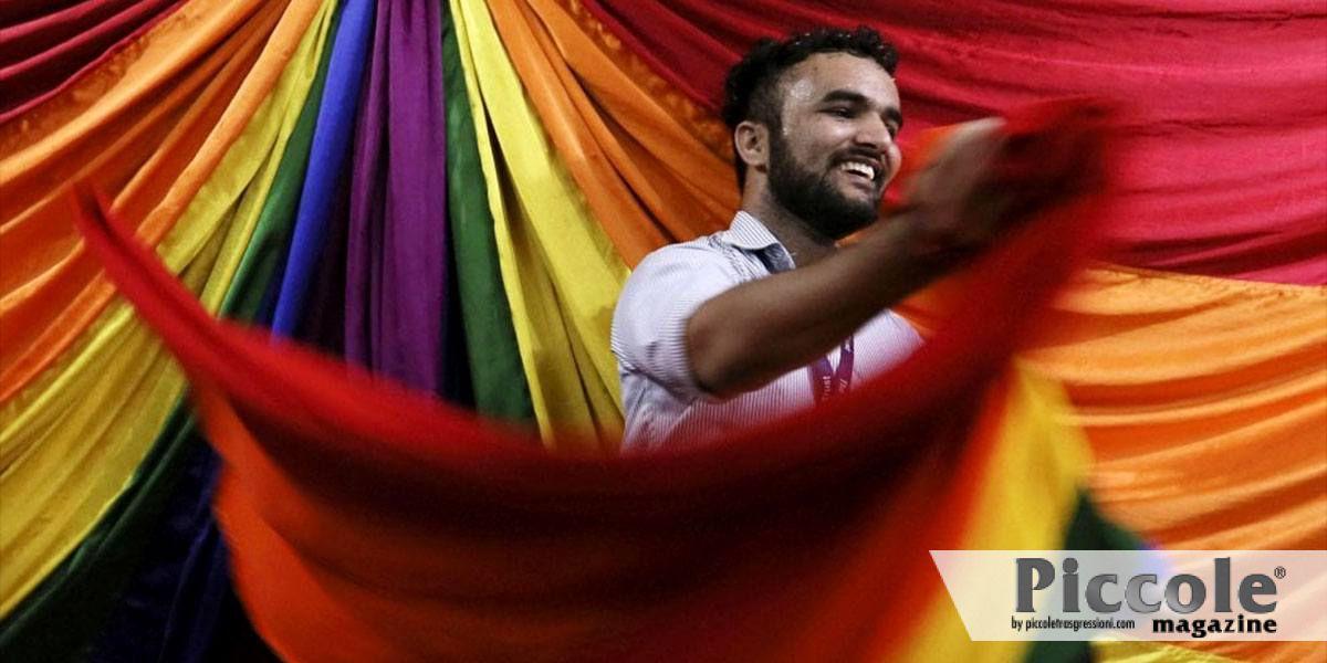 India essere gay non è più reato