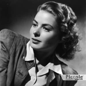 Come conquistare la donna VERGINE: Ingrid Bergman
