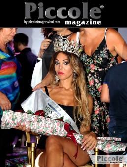 Intervista a Alessia Cinquegrana, Miss Trans Europa 2019