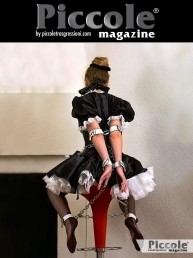 Intervista ad una vera Sissy Maid