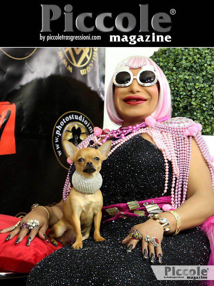 Video intervista a Bambola Star icona trans e star del web
