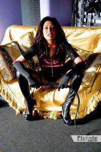 Intervista Mistress Dominae