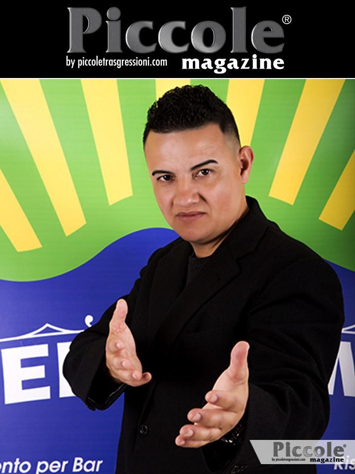 Intervista Junior do Cavaco artista brasiliano