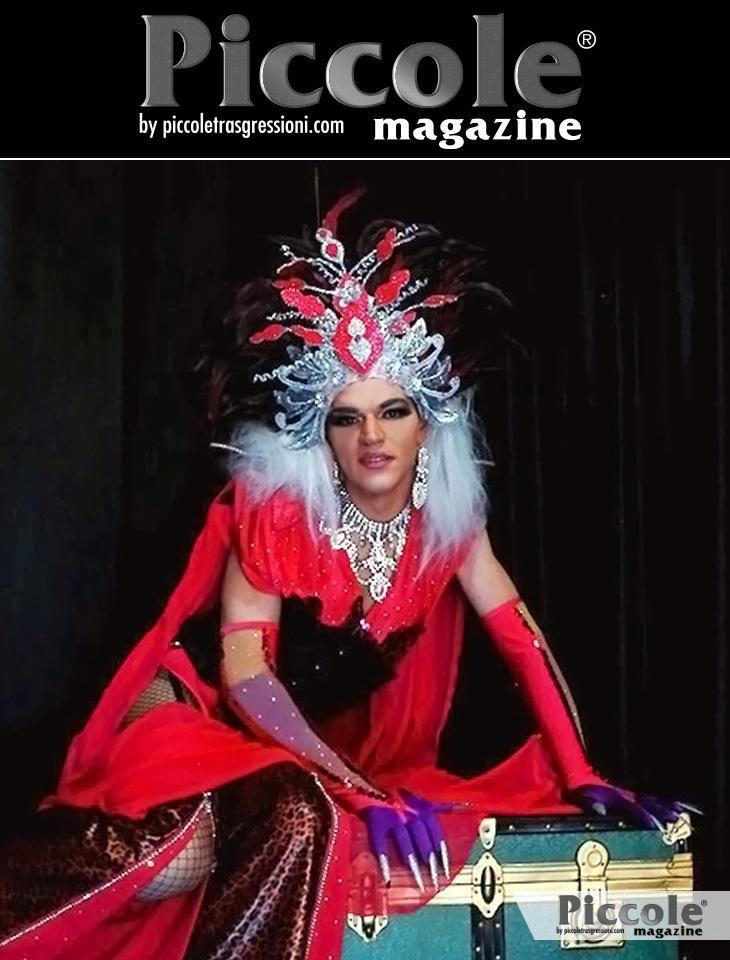 Intervista a drag Kalimba Queen: grinta e determinazione!