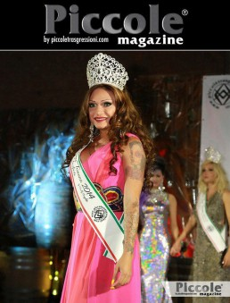 Intervista a Kassia Da Silva, Miss Trans Toscana 2014