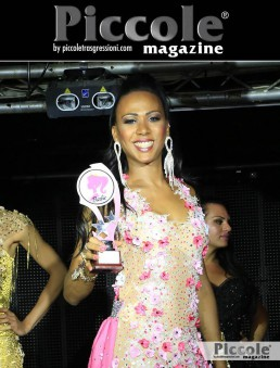 Kettlen Nunes, 3 classificata al Miss Barbie Europa Tx 2018