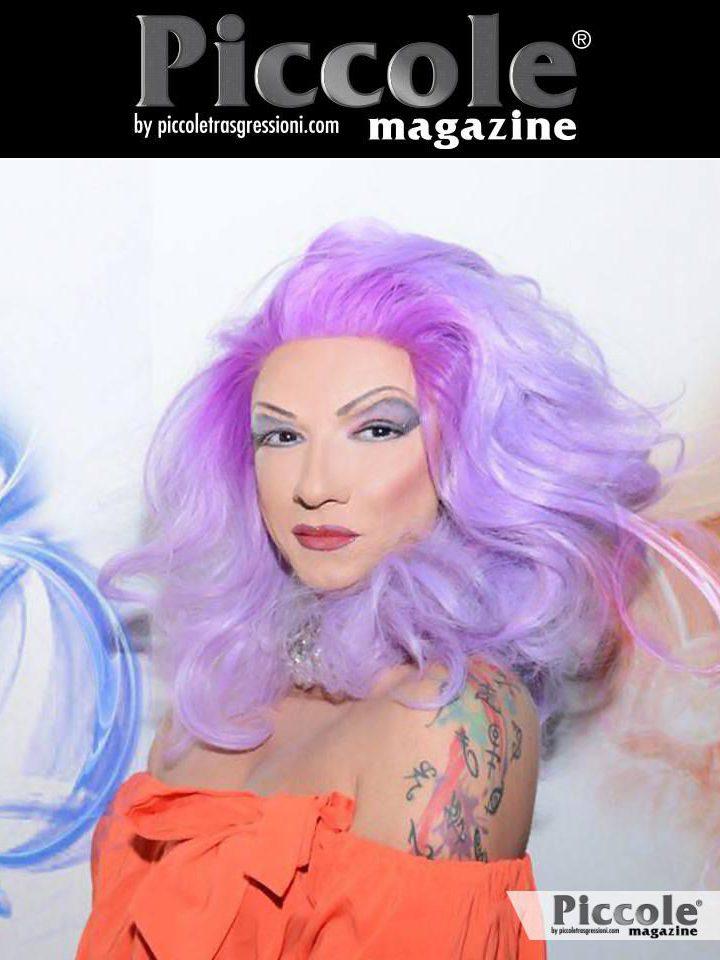 Intervista a drag LaCry: