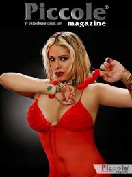 Intervista alla bellissima trans Leandra Dosil
