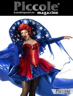 Marilyn Bordeaux: 'combattiamo affinché il demone dell'omofobia scompaia per sempre!'