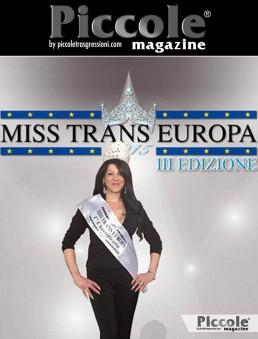 Intervista a Mary Sommella, vincitrice di vari Miss Trans