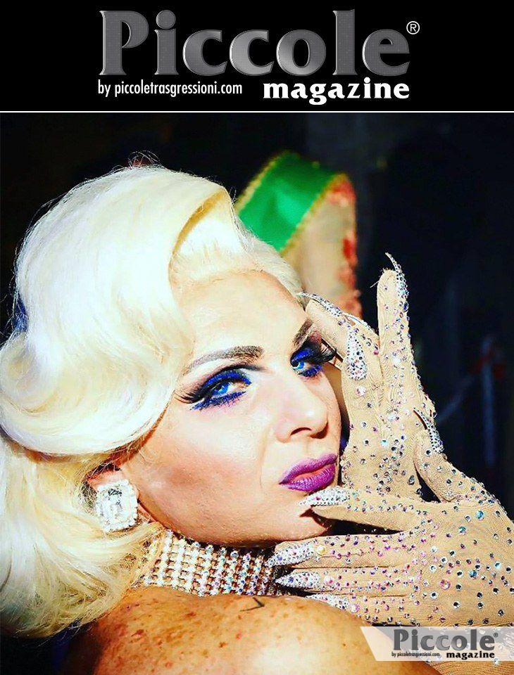 Intervista alla Drag Queen Maurizio Nanà Saturno: 'vivo di passioni!'