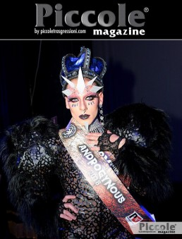 Intervista a Narciso Androgynous Queen, Miss Androgynous 2018!