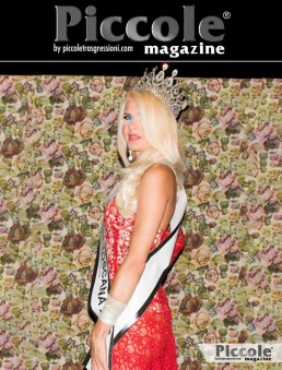 Intervista Nicoletta das Neves, Miss Trans Toscana 2015
