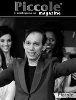 Intervista allo stilista Antonio Oliver, ambasciatore di moda nel mondo
