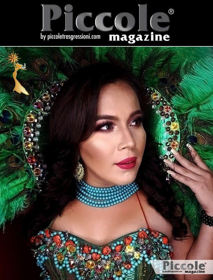 Intervista a Peiton Molina Prado, concorrente a Miss Trans International Guatemala