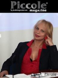 Regina Satariano: 'il lavoro è un diritto di tutti'