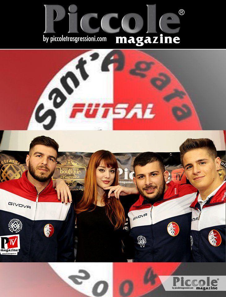 Intervista ai giocatori del Sant'Agata Futsal 2004 – II parte