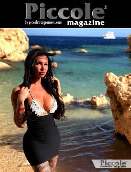 Sara Finizio: 'la corona di Miss Trans Europa mi ha portato fortuna!'
