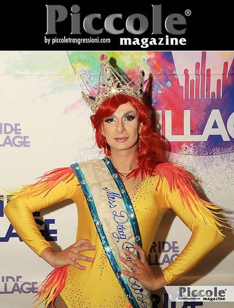 Intervista a Satine Saty, vincitrice Miss Drag Queen Triveneto 2018