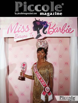 Intervista a Sharllote Kawask, Miss Barbie Europa Tx 2018