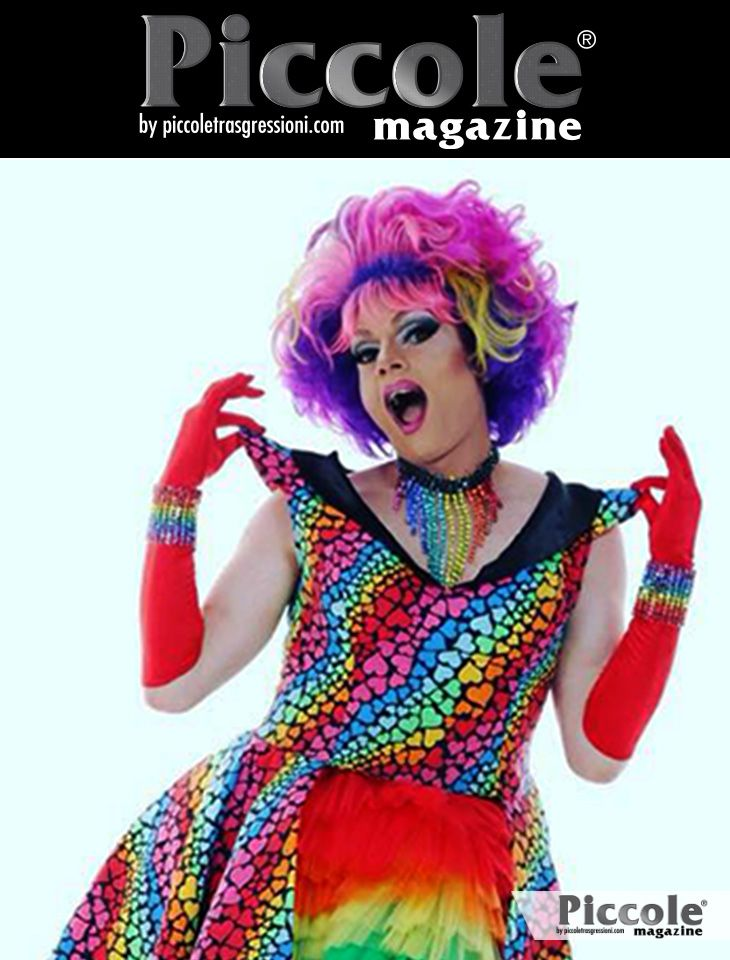 Intervista a Simona Sventura: 'vi aspetto ad Azz Drag Queen Cabaret Show'