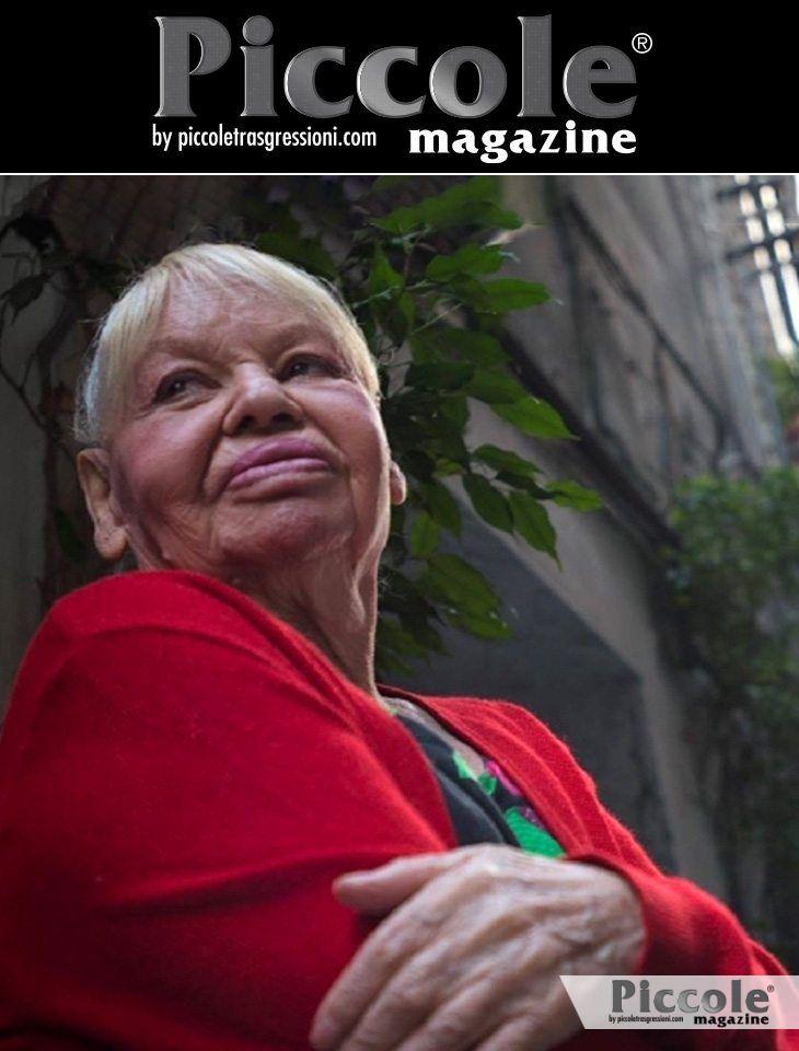 Tarantina Taran, ultimo femminiello dei Quartieri Spagnoli