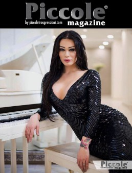 intervista a Linda Rei noto personaggio televisivo in Est Europa