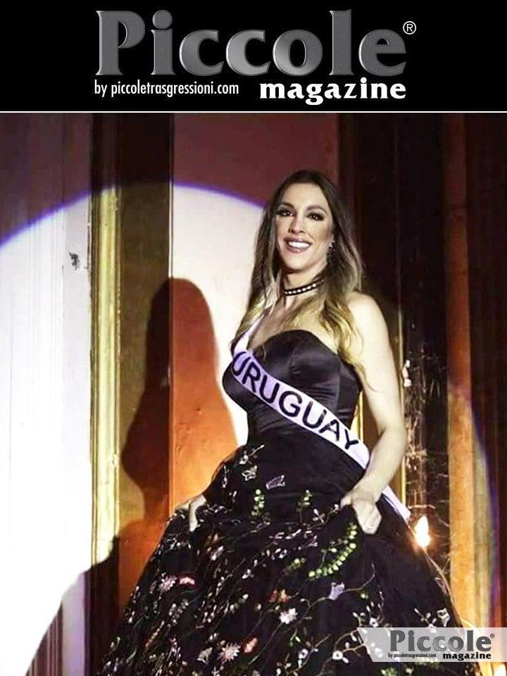 Intervista a Valentina Castillo, Miss Trans Star Uruguay 2017