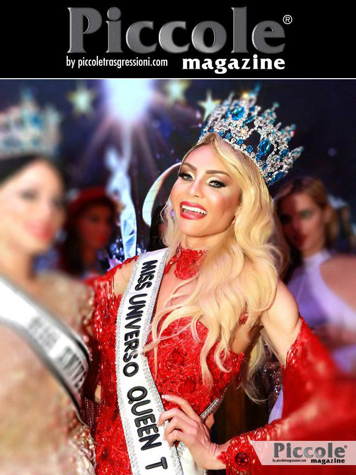 Intervista a Chrystal Medeiros, Miss Universo Queen T 2018