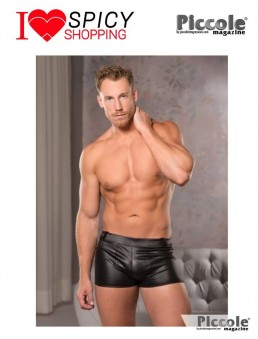 BOXER SHORTS BLACK – ALLURE