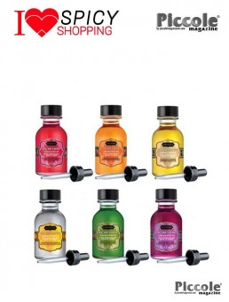 OIL OF LOVE THE COLLECTION SET ASSORTMENT - KAMASUTRA