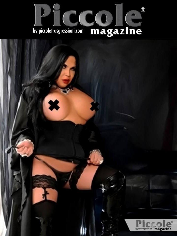 Intervista a Lady Arianna mistress trans