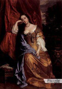 LE NOBILI DEL LETTO: Lady Castlemaine