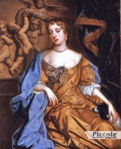 L' AMANTE E LA TANGENTE: Lady Castlemaine