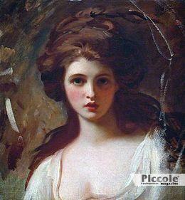 I FALLOFORI Lady Hamilton di Nelson