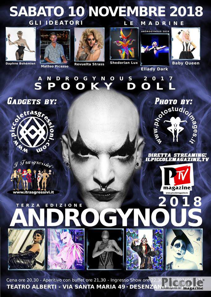 Intervista Spooky Doll