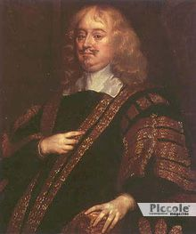 I gioielli delle amanti: Lord Cancelliere Clarendon