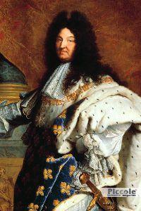 IL TAPPETO VERDE: Luigi XIV