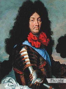 Luigi XIV Regine di cuori e regina di picche