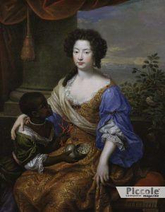 I figli riconosciuti: Louise de Kéroualle