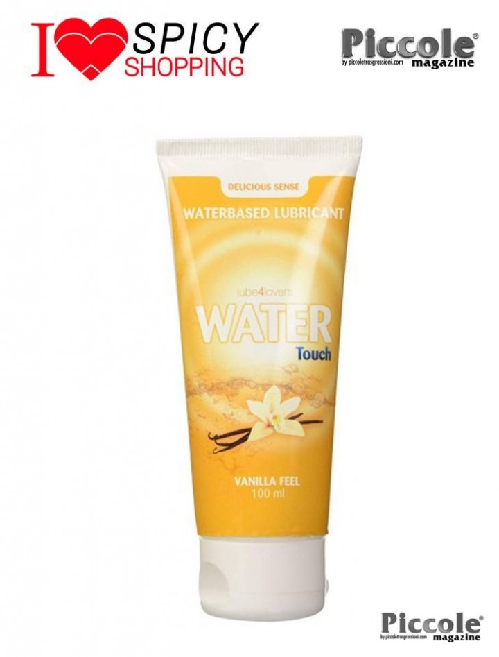 WATER TOUCH VANIGLIA FEEL - LUBE4LOVERS