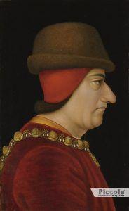 MERCURIO nei segni di Fuoco e Acqua Luigi XI